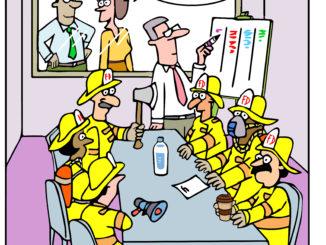 Qualitative Laddering Exercise Cartoon