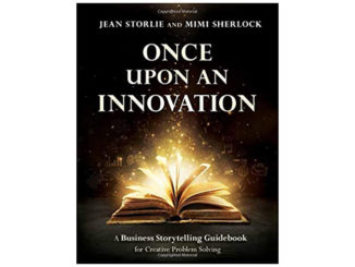 Once Upon an Innovation (book cover)